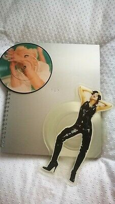 Madonna Sex Book,  First Edition 0002956.+ Limited Edition Picture Discs. • 100£