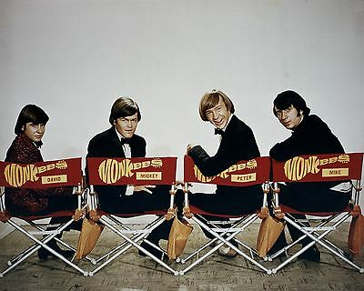 The Monkees 10  X 8  Photograph No 16 • 3.50£