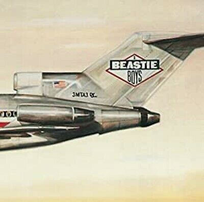 Beastie Boys Licensed To Ill CD NEW Fight For Your Right/No Sleep Till Brooklyn+ • 4.99£