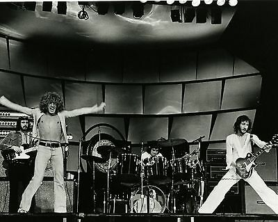 The Who 10  X 8  Photograph No 14 • 3.50£
