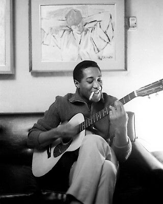 Sam Cooke 10  X 8  Photograph No 6 • 3.50£