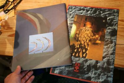 2X Original Pink Floyd Tour Programme Book The Division Bell & Momentary • 10.50£