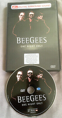 Bee Gees One Night Only Digital Surround Sound Dvd  • 9.99£