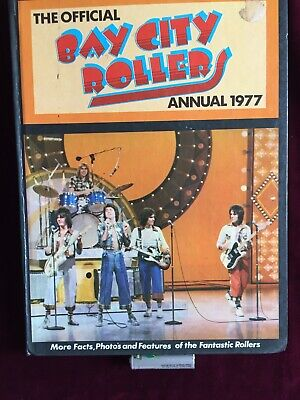 Bay City Rollers Annual 1977 • 4£