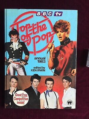 Top Of The Pops BBC  Annual 1983 • 3£