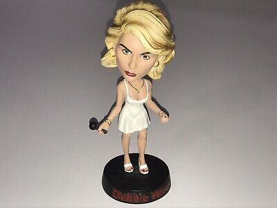 Blondie Rare Debbie Harry Limited Edition Bobblehead Figure 2000 Hand Numbered • 42.91£