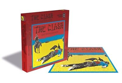 The Clash Give Em Enough Rope Album Jigsaw Puzzle Sealed Official 500 Piece  • 16.95£
