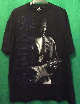 Eric Clapton  Royal Albert Hall 1993 Sold Out Commemorative T Shirt Size XL • 24.99£