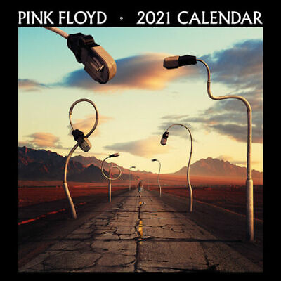 Official Pink Floyd -  2021 Calendar - C21008  LAST ONE • 15£