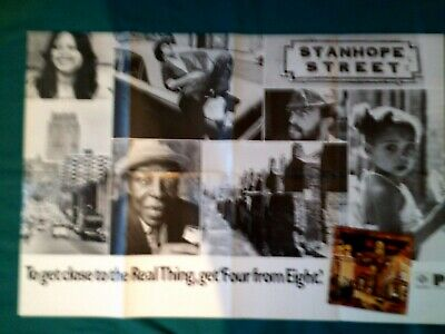 Two Real Thing Pye Publicity Posters • 0.99£