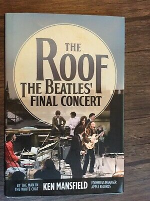 The Roof The Beatles Final Concert • 7£