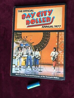The Bay City Rollers Annual 1977 • 4£