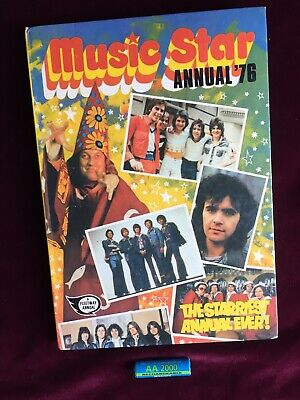 Music Star Annual 1978 • 4£