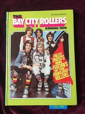 The Bay City Rollers Annual And Magazine 1976 • 6£