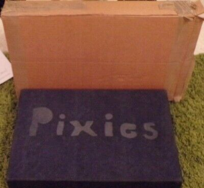 The Pixies Minotaur Box Set Compilation Deluxe Limited Edition Of 3000 Usa 2009. • 610£