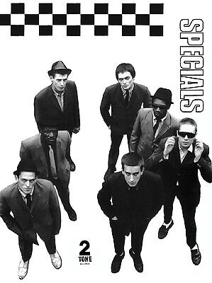 The Specials 16  X 12  Photo Repro Promo Poster • 5.50£