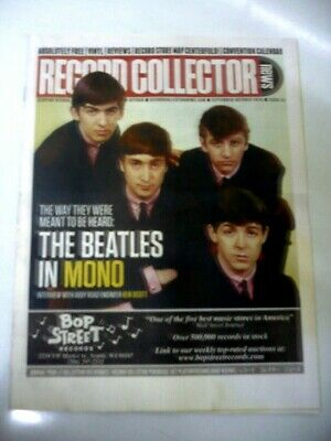 The Beatles USA Record Collector Magazine Complete In EXC Conditions • 12£