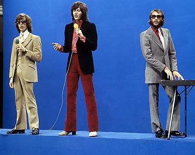 Bee Gees 10  X 8  Photograph No 23 • 3.50£