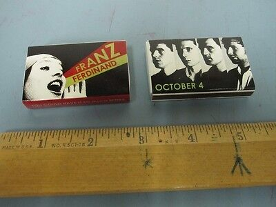 FRANZ FERDINAND 2005 You Could Have It So Much Better Promo Matches Flawless • 7.31£