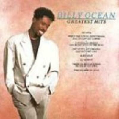 Billy Ocean Greatest Hits CD Value Guaranteed From EBay's Biggest Seller! • 2.25£