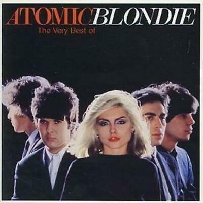 Blondie : Atomic: The Very Best Of Blondie CD (1998) FREE Shipping, Save £s • 2£