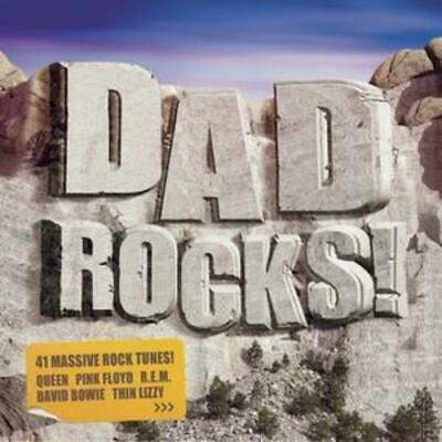 Various Artists : Dad Rocks! CD 2 Discs (2005) Expertly Refurbished Product • 2.39£