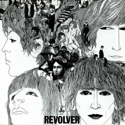 The Beatles : Revolver CD (1987) Value Guaranteed From EBay's Biggest Seller! • 3.48£