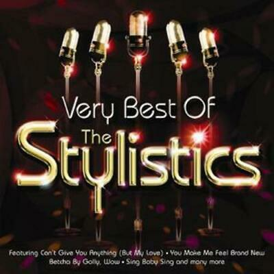 The Stylistics : The Very Best Of CD (2007) Incredible Value And Free Shipping! • 2.56£