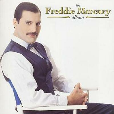 Freddie Mercury : The Freddie Mercury Album CD (1992) FREE Shipping, Save £s • 2.06£