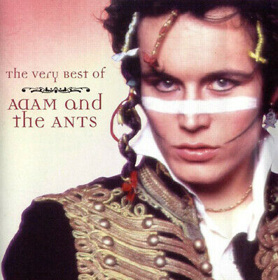 Adam And The Ants : The Very Best Of Adam And The Ants CD (2004) Amazing Value • 2.19£