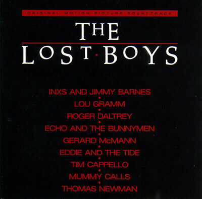 Various Artists : The Lost Boys CD (1989) Highly Rated EBay Seller Great Prices • 2.27£
