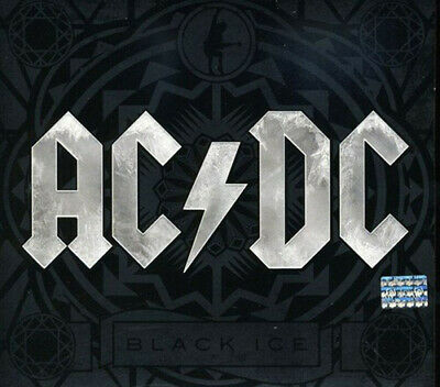 AC/DC : Black Ice CD (2008) Value Guaranteed From EBay's Biggest Seller! • 2.75£