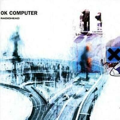 Radiohead : OK Computer CD (1997) Value Guaranteed From EBay's Biggest Seller! • 2.18£