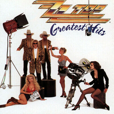 ZZ Top : Greatest Hits CD (1992) Value Guaranteed From EBay's Biggest Seller! • 2.60£
