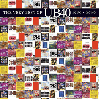 UB40 : The Very Best Of UB40: 1980-2000 CD (2000) Expertly Refurbished Product • 2.32£