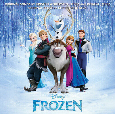 Frozen CD (2013) Value Guaranteed From EBay's Biggest Seller! • 2.50£