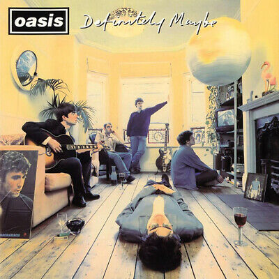 Oasis : Definitely Maybe CD (2005) Value Guaranteed From EBay's Biggest Seller! • 2.07£