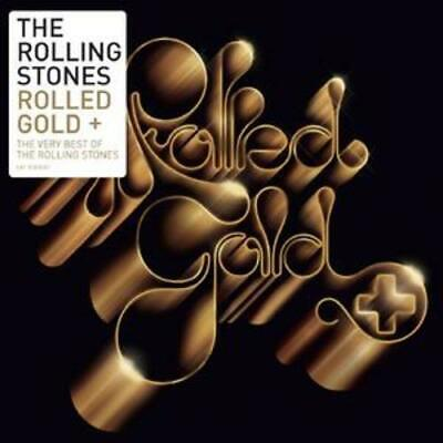 The Rolling Stones : Rolled Gold CD 2 Discs (2007) Expertly Refurbished Product • 2.99£