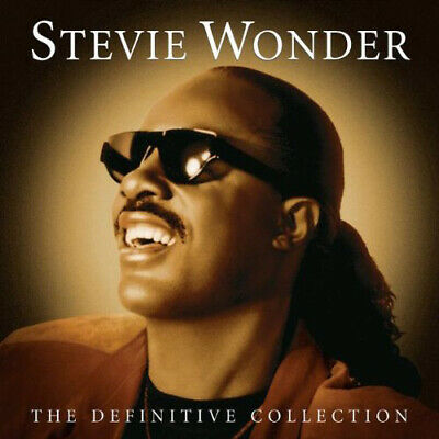 Stevie Wonder : The Definitive Collection CD 2 Discs (2003) Fast And FREE P & P • 3.48£