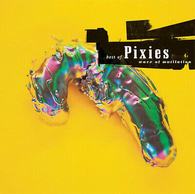 Pixies : Best Of The Pixies - Wave Of Mutilation CD (2004) Fast And FREE P & P • 3.18£