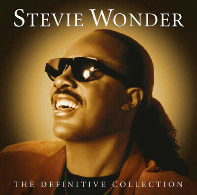 Stevie Wonder : The Definitive Collection CD 2 Discs (2005) Fast And FREE P & P • 2.24£