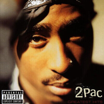Tupac : Greatest Hits CD (2001) Value Guaranteed From EBay's Biggest Seller! • 4.12£