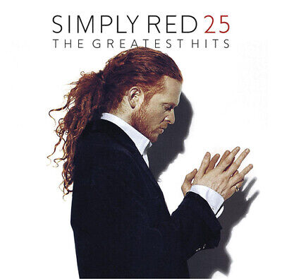 Simply Red : 25: The Greatest Hits CD 2 Discs (2008) FREE Shipping, Save £s • 2.49£