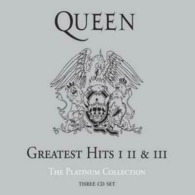 Queen : Greatest Hits I II & III: The Platinum Collection CD 3 Discs (2000) • 8.85£