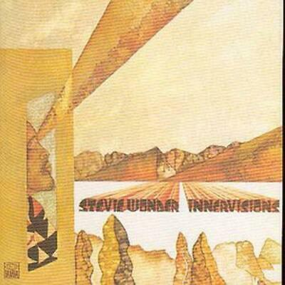 Stevie Wonder : Innervisions CD (2000) Highly Rated EBay Seller Great Prices • 3.47£