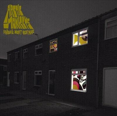 Arctic Monkeys : Favourite Worst Nightmare CD (2007) FREE Shipping, Save £s • 2.24£