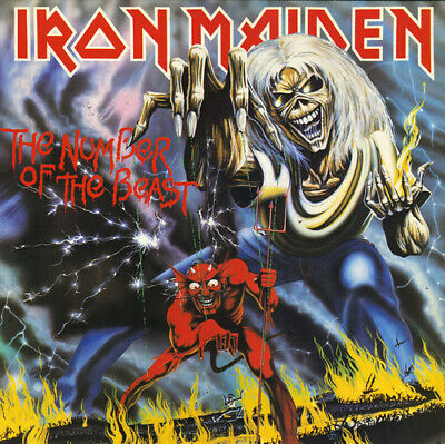 Iron Maiden : The Number Of The Beast CD (1998) Expertly Refurbished Product • 2.91£