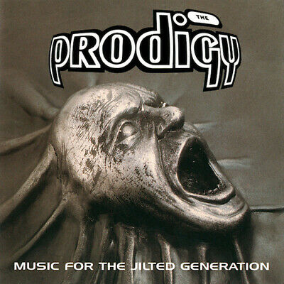 The Prodigy : Music For The Jilted Generation CD (1994) FREE Shipping, Save £s • 2.24£