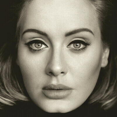 Adele : 25 CD (2015) Value Guaranteed From EBay's Biggest Seller! • 2.07£