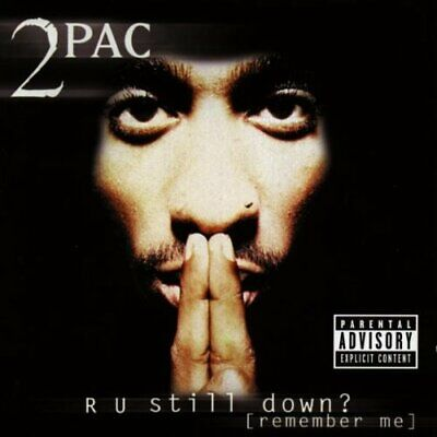 2Pac : R U Still Down? (Remember Me) CD Highly Rated EBay Seller Great Prices • 2.36£